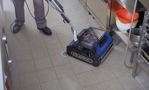 m5 sda *duplex auto scrub electric machine suit soft & hard floor