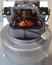 Vacuum motor 2 stage domel 240v 750w mkm3365 mkm3365 for 2 stage vacuum motor