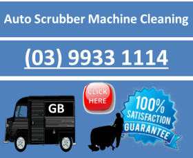 Auto Scrubber Floor Cleaning