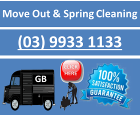 Spring, Vacate, Move Out Cleaning