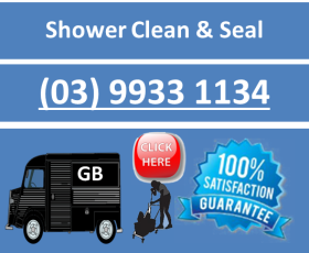 Shower Clean & Seal