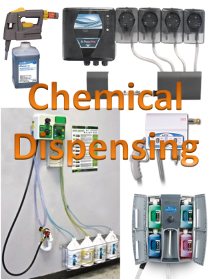 Chemical Dispensers & Fluid Control