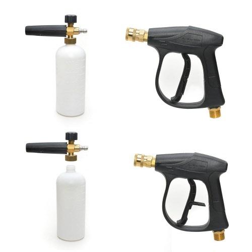 Fitnate High Pressure Washer Gun Jet Snow Foam Lance Ce0235