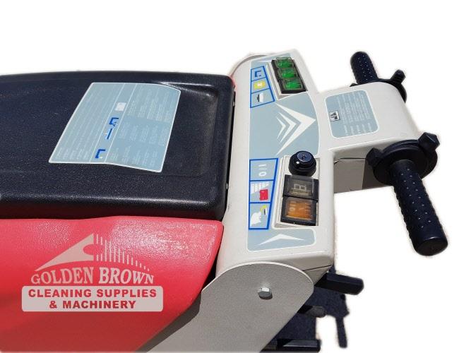 M5 Sap Auto Scrubber Battery Machine Push On