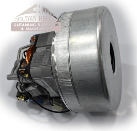Vacuum Motor 2 Stage Domel 240v 1100w Mkm3528 Mkm3528