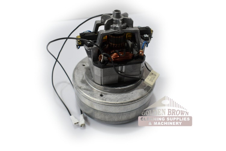 Vacuum motor 2 stage domel 240v 1100w mkm3570 mkm3570 for 2 stage vacuum motor