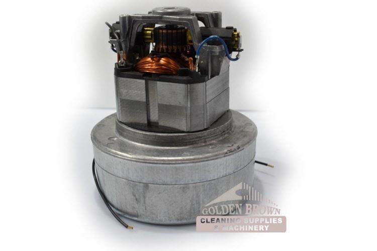 Vacuum motor 2 stage domel 240v 1700w mkm3787 mkm3787 for 2 stage vacuum motor