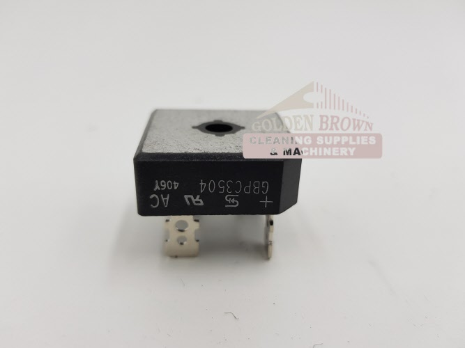 S32 Ep4 Electronic Tab Capacitor Bridge Rectifier